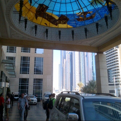 Photo taken at Habtoor Grand Resort, Autograph Collection by Eng_Rashed M. on 12/23/2012