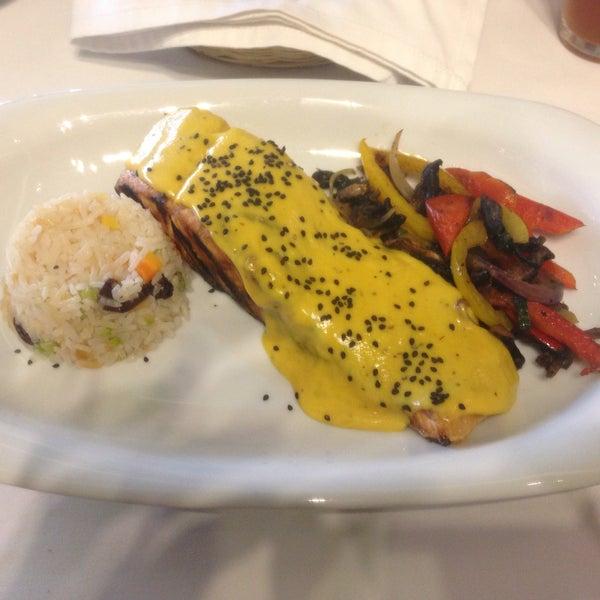 Foto tomada en Testal - Cocina Mexicana de Origen por JRN el 2/7/2016