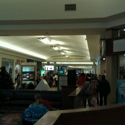 Photo taken at Ocean County Mall by Robin on 12/22/2012