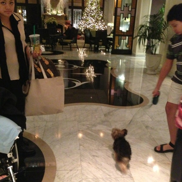 Photo taken at Loews New Orleans Hotel by Liz H. on 12/19/2012