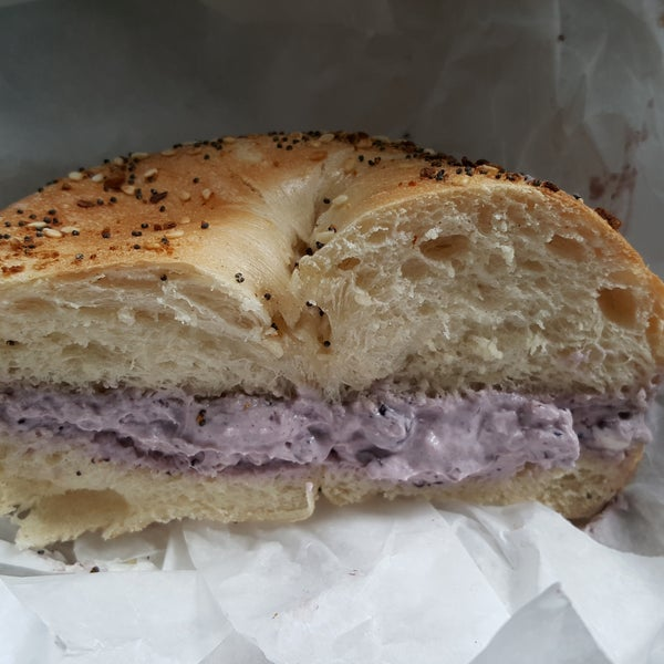 Bagels and Cream Cheeses