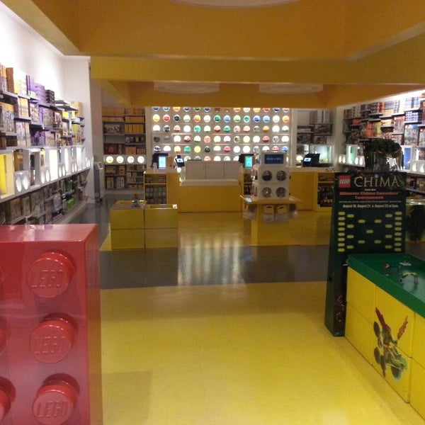 Photo taken at The LEGO Store by Paul M. on 7/28/2013