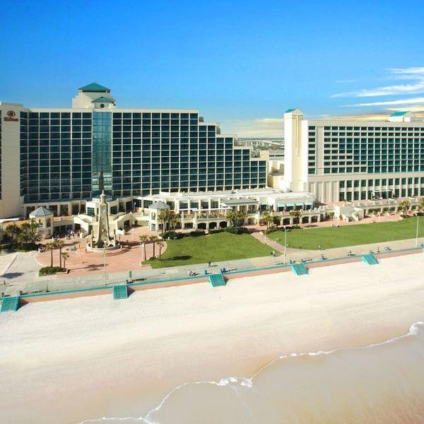 North Daytona Beach Hotels: Hilton Daytona Beach Oceanfront Resort