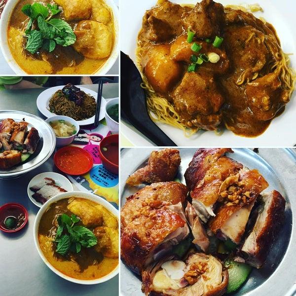 Photo taken at Restoran Chan Meng Kee (陈明记面家) by Jason L. on 9/29/2016