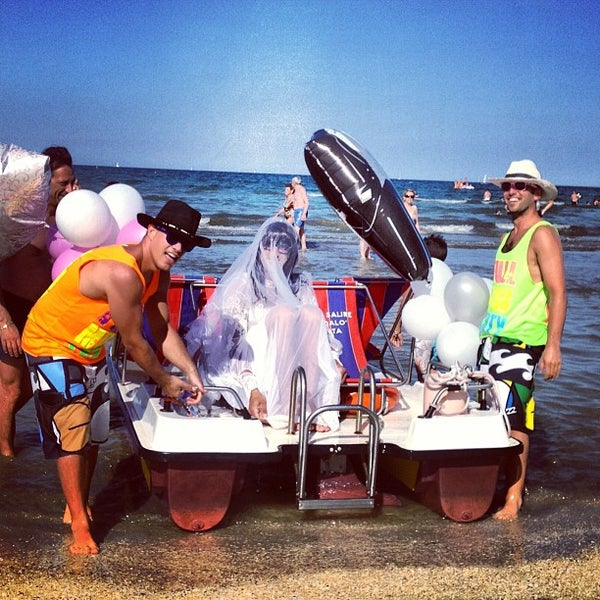 Photos at Bagno Delfino - Beach in Cervia