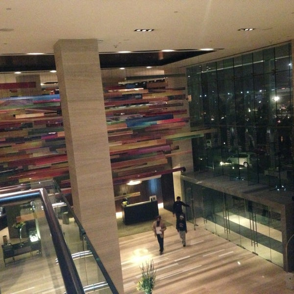 Photo taken at The Westin by Joseph S. on 1/23/2013