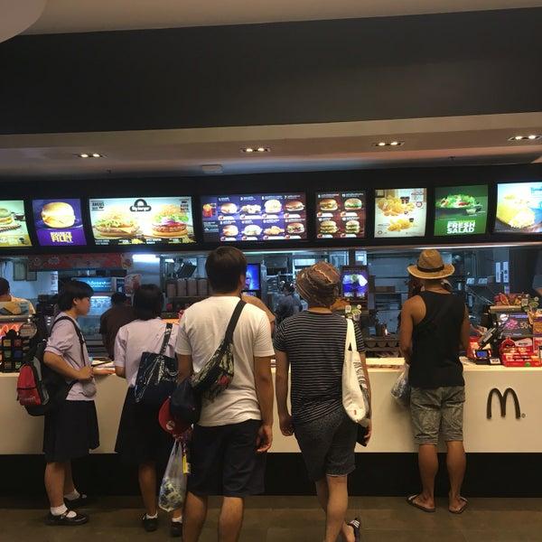 Photo taken at McDonald's by Taro on 9/5/2016
