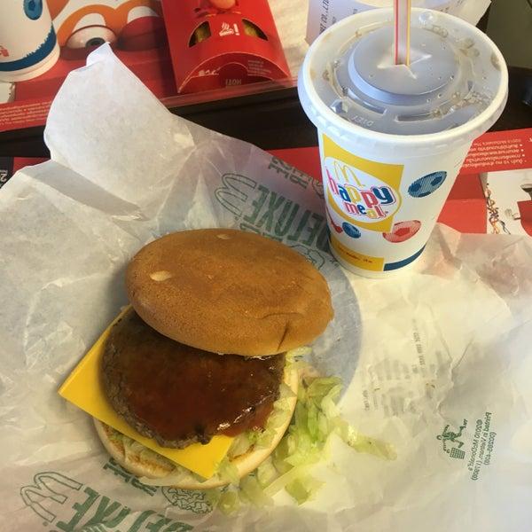Photo taken at McDonald's by Cartoon P. on 8/8/2016