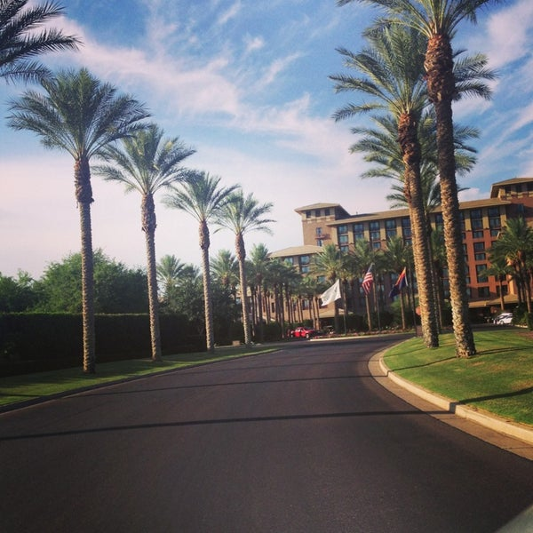 Photo taken at The Westin Kierland Resort & Spa by Charlotte S. on 7/13/2013
