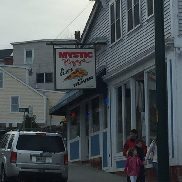 Photo taken at Mystic, CT by Dawn J. on 4/20/2015