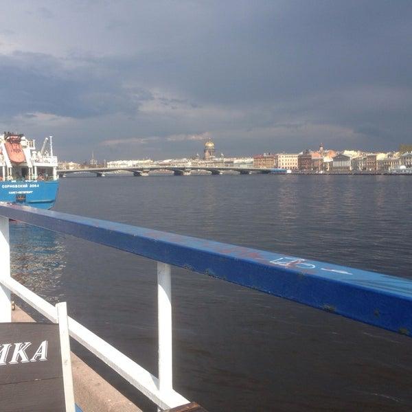 Photo taken at Барракуда by Danil S. on 5/10/2014