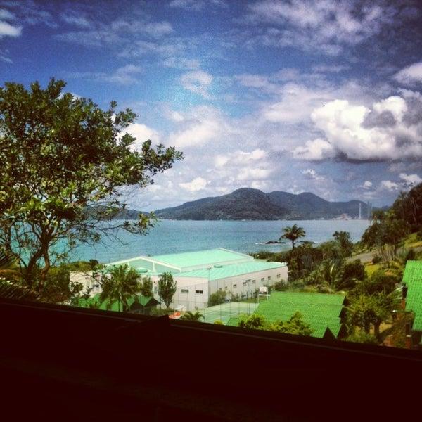 Foto tirada no(a) Infinity Blue Resort & Spa por Daniel C. em 2/2/2013