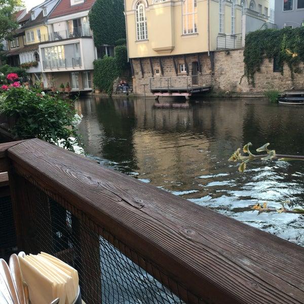 bersee restaurant in erfurt. Black Bedroom Furniture Sets. Home Design Ideas