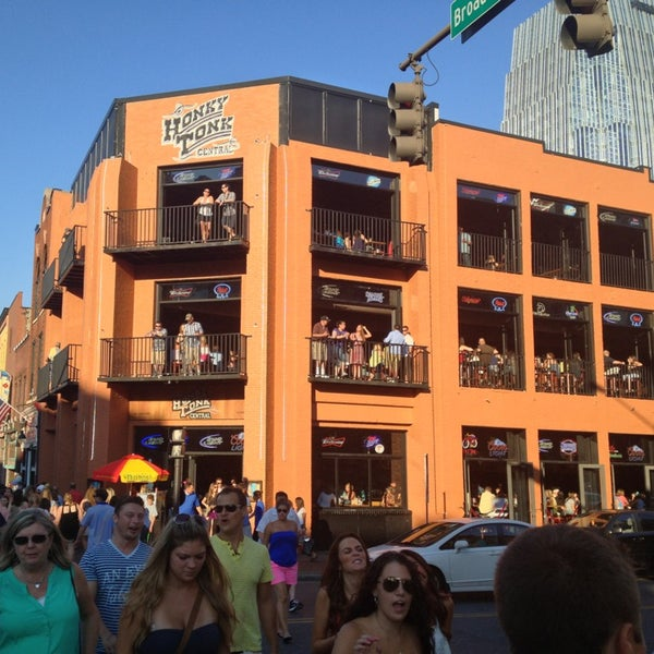 Photo taken at Honky Tonk Central by Anthony C. on 7/27/2013