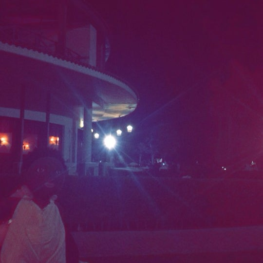 Photo taken at Rimal Hotel & Resort by Hawraa A. on 10/23/2014