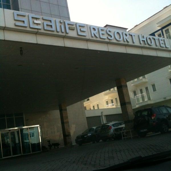 2/24/2013 tarihinde ozcan o.ziyaretçi tarafından Sea Life Resort Hotel'de çekilen fotoğraf
