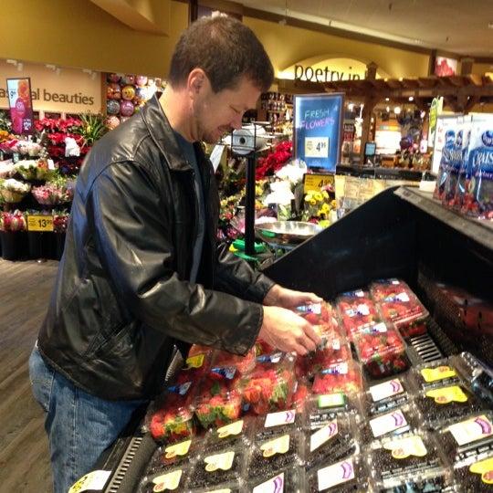 Photo taken at Safeway by Jose C. on 11/24/2012