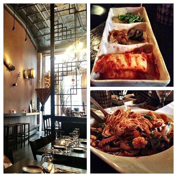 3/31/2013에 Isabella K.님이 Kori Restaurant and Bar에서 찍은 사진
