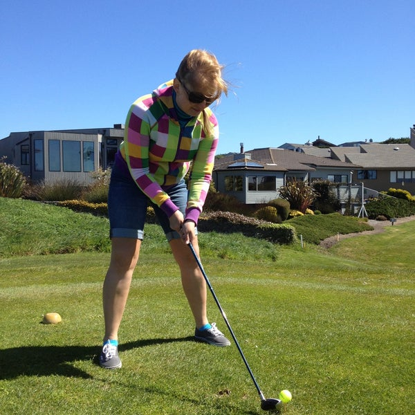 Photo taken at The Links At Bodega Harbour by Elena P. on 4/14/2013