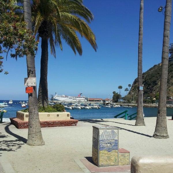 Photo taken at Santa Catalina Island by 🌮 Hyacinth P. on 4/16/2013