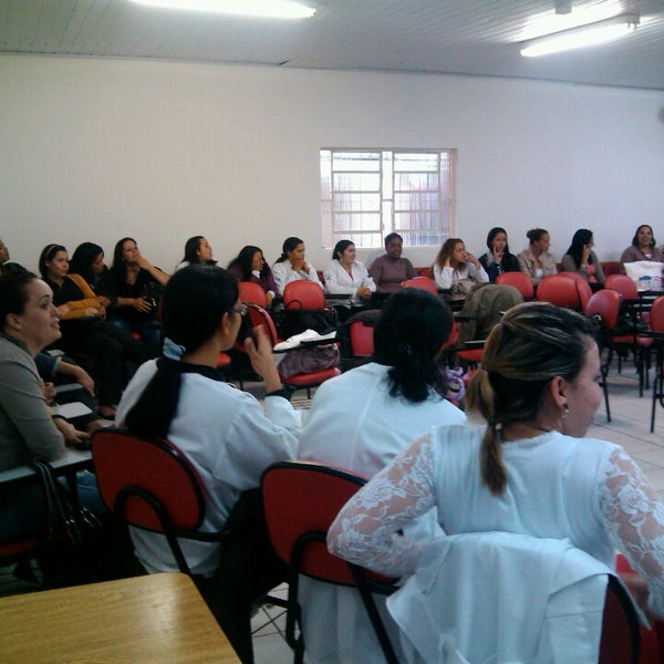 Photo taken at DRE CEFAI Capela do Socorro by Anelise H. on 7/19/2013
