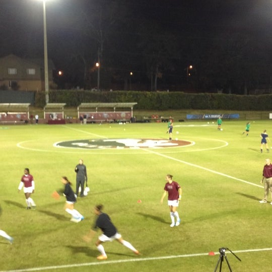 Photo taken at The Seminole Soccer Complex by Scott L. on 11/23/2012