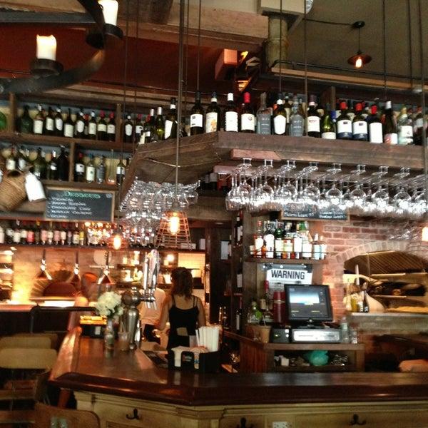Upper West Side Italian Food Pizza Restaurant