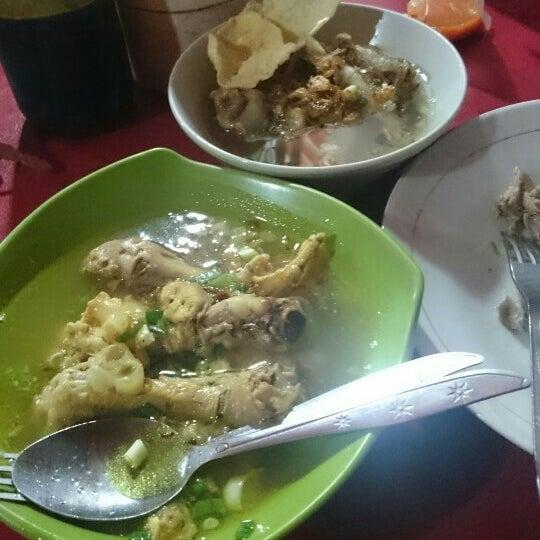 Photo taken at Pusat Kuliner Jajan Makan TMP Kalibata by Tony S. on 10/20/2015