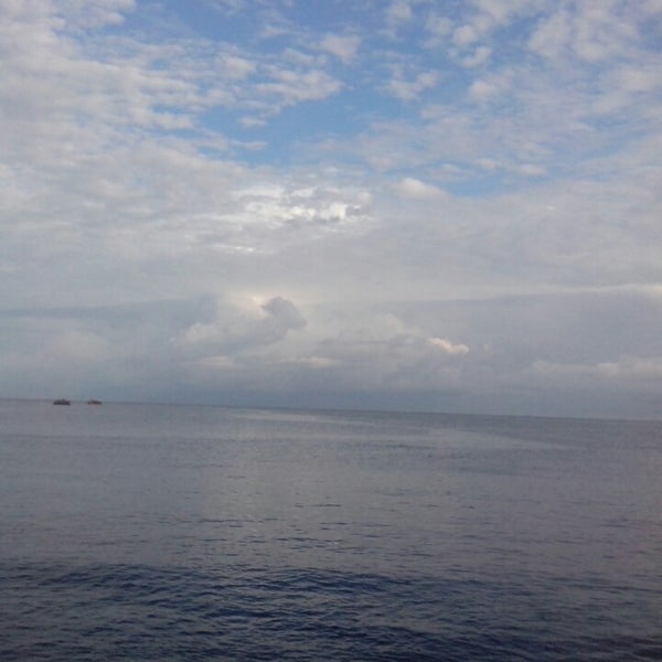 Photo taken at Tasik Ria Resort by Christiani Y. on 6/26/2013