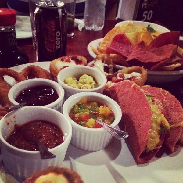 Comida mexicana e um boteco legal