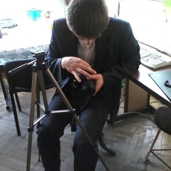 """4/30/2013에 Vladislav B.님이 Академія LPI  при НТУУ """"КПІ""""에서 찍은 사진"""