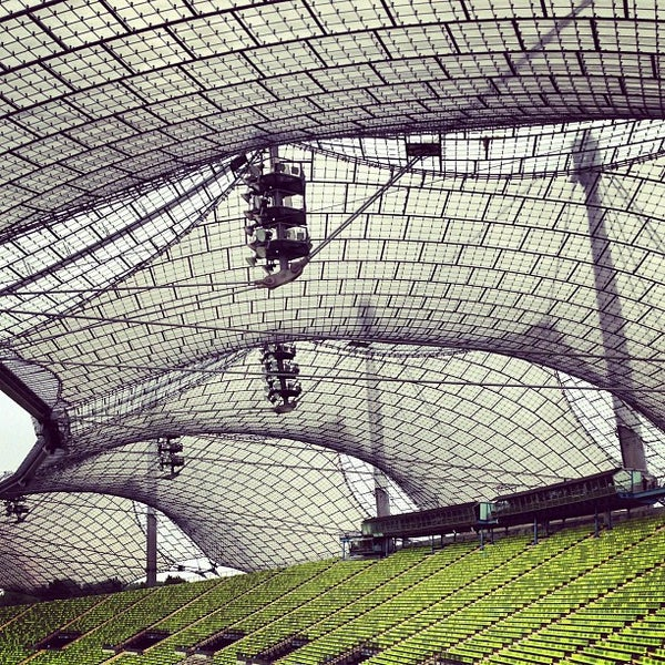 Photo taken at Olympic Stadium by Jonathan N. on 6/2/2013