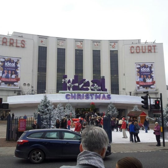 Photo taken at Earls Court Exhibition Centre by David C. on 11/15/2012