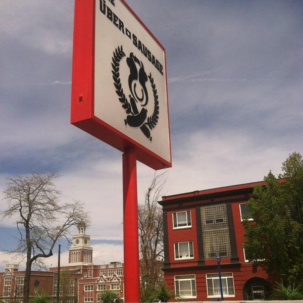 Denver Sandwich: Sandwich Place In Congress Park