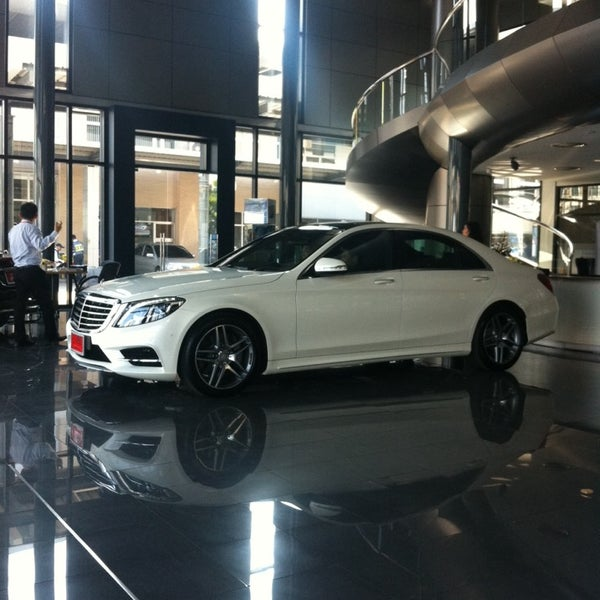 Suanluang Auto Haus Authorized Mercedes Benz Dealer