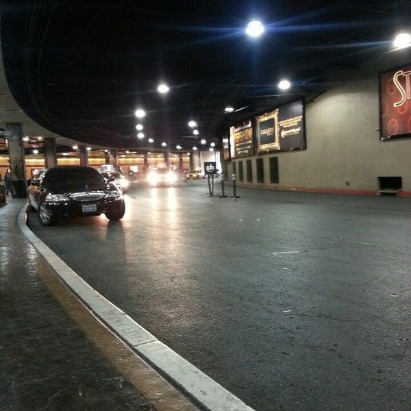 Planet Hollywood Parking Garage - The Strip - 3645 Las ...