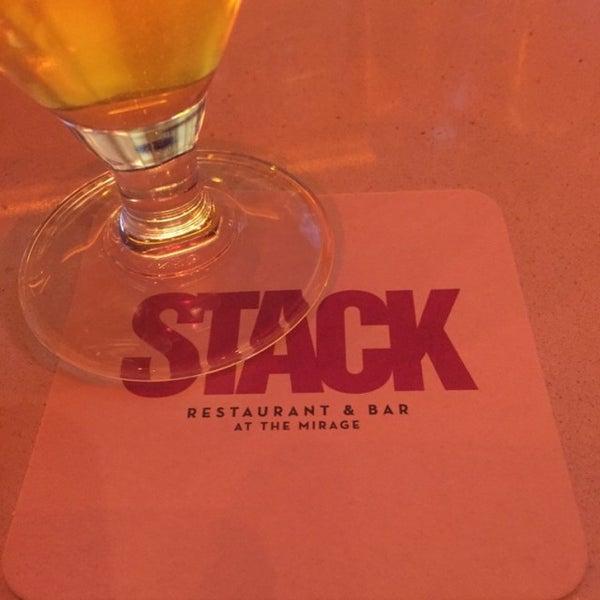 Photo taken at STACK Restaurant & Bar by Corey K. on 11/13/2016