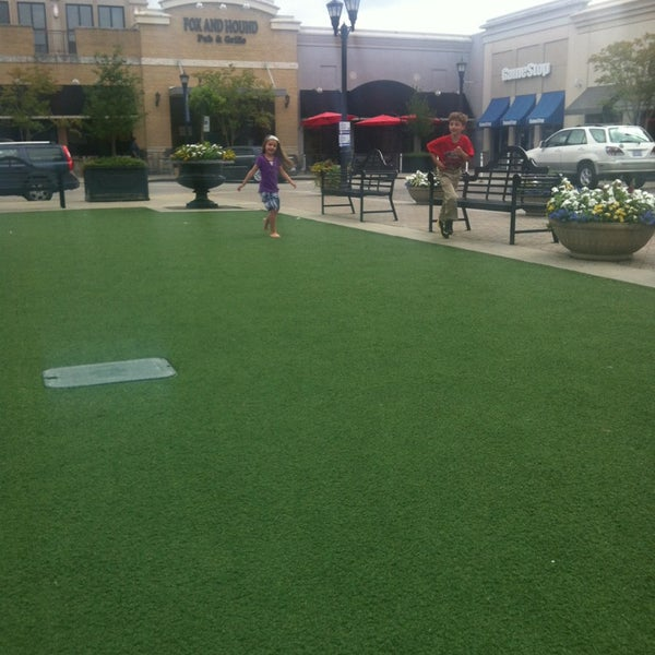 Photo taken at North Hills Shopping Center by Chris R. on 7/10/2013