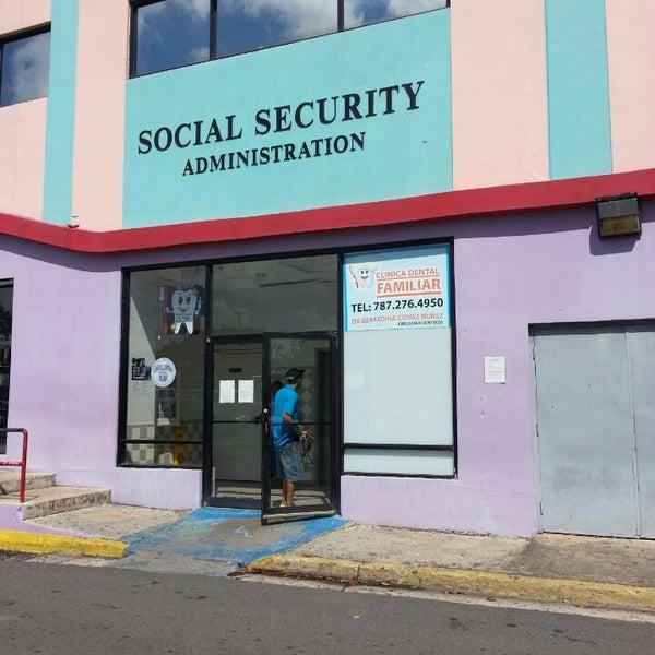 Oficina de seguro social edificio en carolina for Oficina seguridad social
