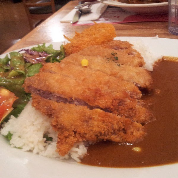 Photo taken at Curry House by Allen C. on 3/18/2013