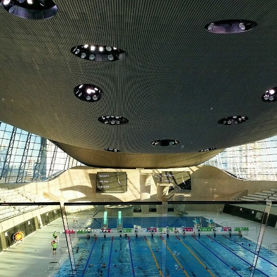 Better london aquatics centre stratford and new town - Stratford swimming pool opening times ...