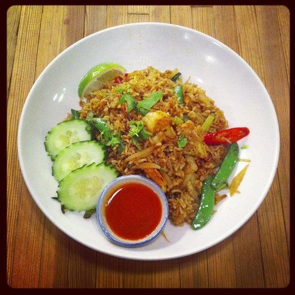 Foto tomada en Pure Thai Cookhouse por Witold R. el 5/22/2013