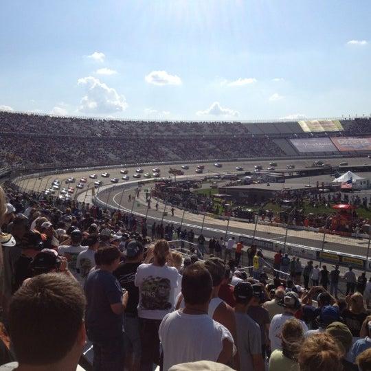 Photo taken at Dover International Speedway by Blake G. on 9/30/2012