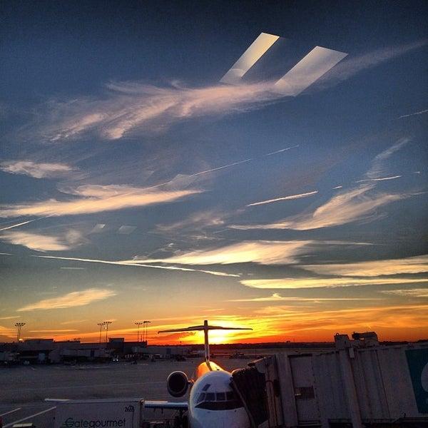 Photo taken at Hartsfield-Jackson Atlanta International Airport (ATL) by Blake G. on 11/19/2013