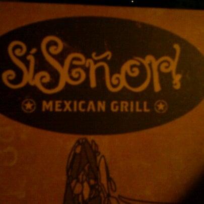 Photo taken at Si Señor by Renata C. on 12/7/2012