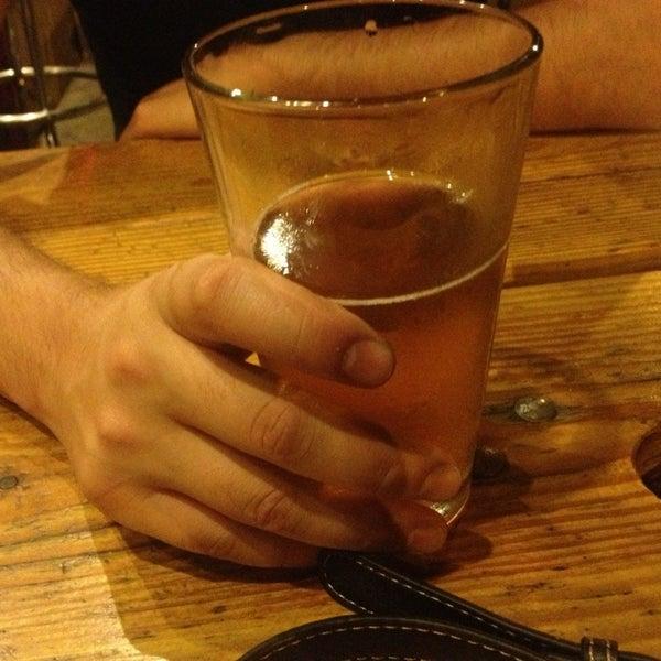 Photo taken at Bonfire Lounge by Ashley C. on 9/11/2013