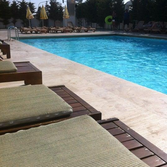 9/16/2012 tarihinde Selcan G.ziyaretçi tarafından Sea Life Resort Hotel'de çekilen fotoğraf
