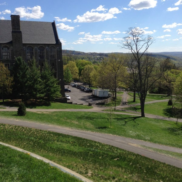 Photo taken at Cornell University by Mike T. on 5/4/2013