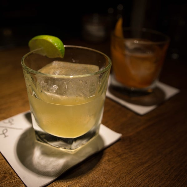 The screen door slam is a great introductory bourbon drink with a good dose of sweetness, but still strong enough for an old-fashioned fan to enjoy.