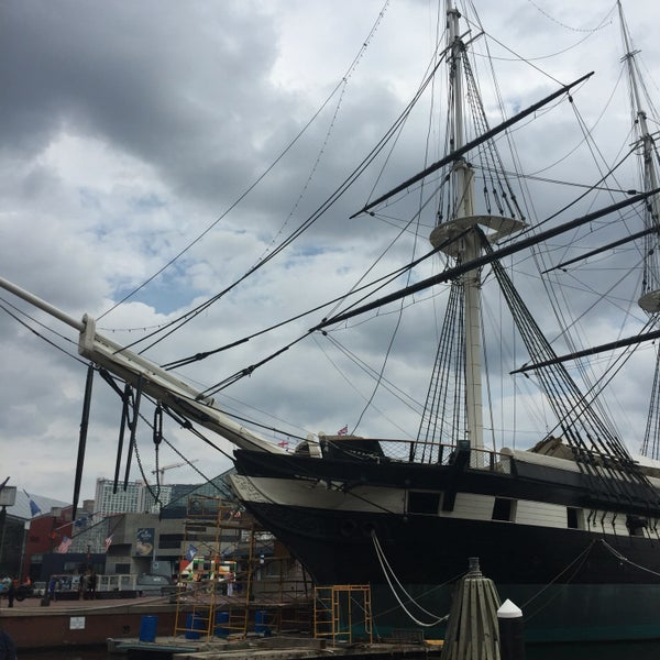 Photo taken at USS Constellation by Rob K. on 8/25/2016